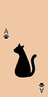 ネコのトランプA