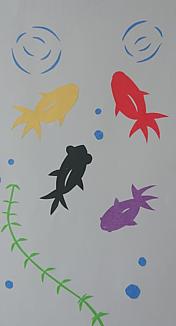 折り紙 金魚