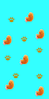 といぷーどる(えびふらい犬-小)