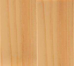 檜(ヒノキ)のシンプル木目調