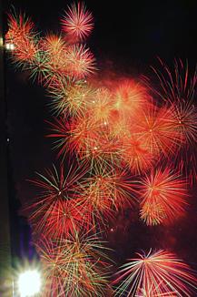 【hanabiシリーズ】fireworks