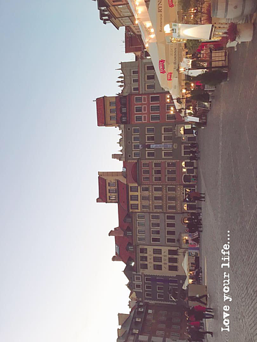 ワルシャワの広場