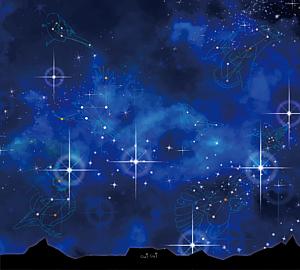 野鳥たちの星座