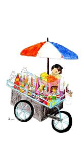 アジアのジュース屋さん