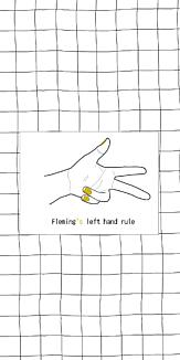 左手のケース