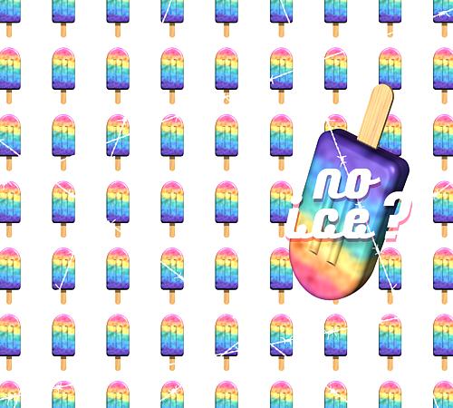 no ice ?(white)