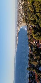 西海岸の風景(横)