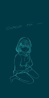 女の子1♡ピーコックグリーン