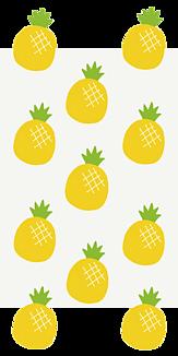 落ち着いたパイナップル2