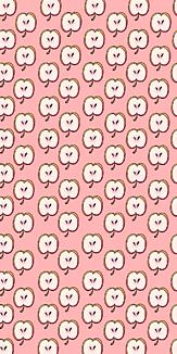 ハーフリンゴ ピンク