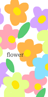 お花(クリアber.)