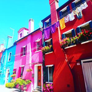 なかべの気まぐれ旅INイタリアの住宅街