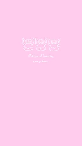 ウサちゃん(ピンク)