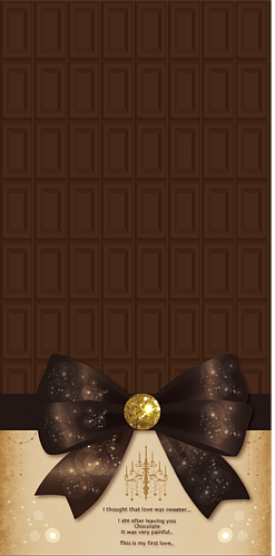 chocolate...*