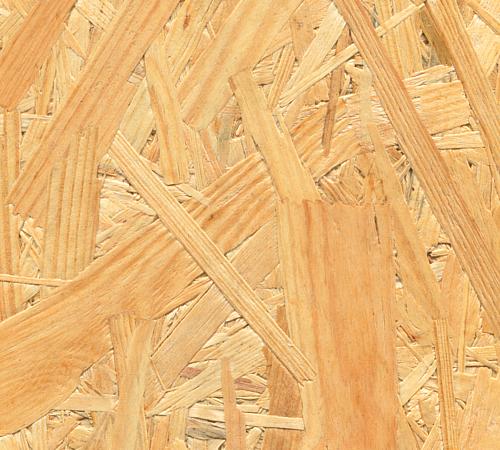 OSB合板の木目調