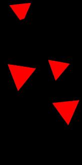 三角の世界へ。