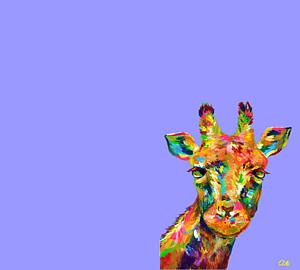 キリン(青)